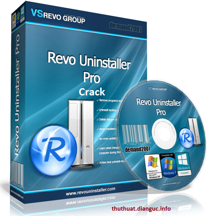 Download Revo Uninstaller PRO 3.1.4 Full Final + Serial Key