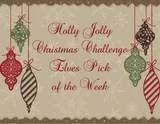 top 3 chez Holly Jolly