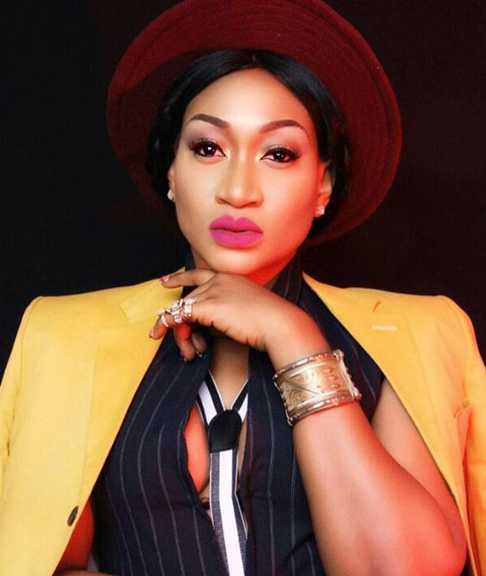 Oge Okoye dazzles in yellow jacket as actress marks a year older