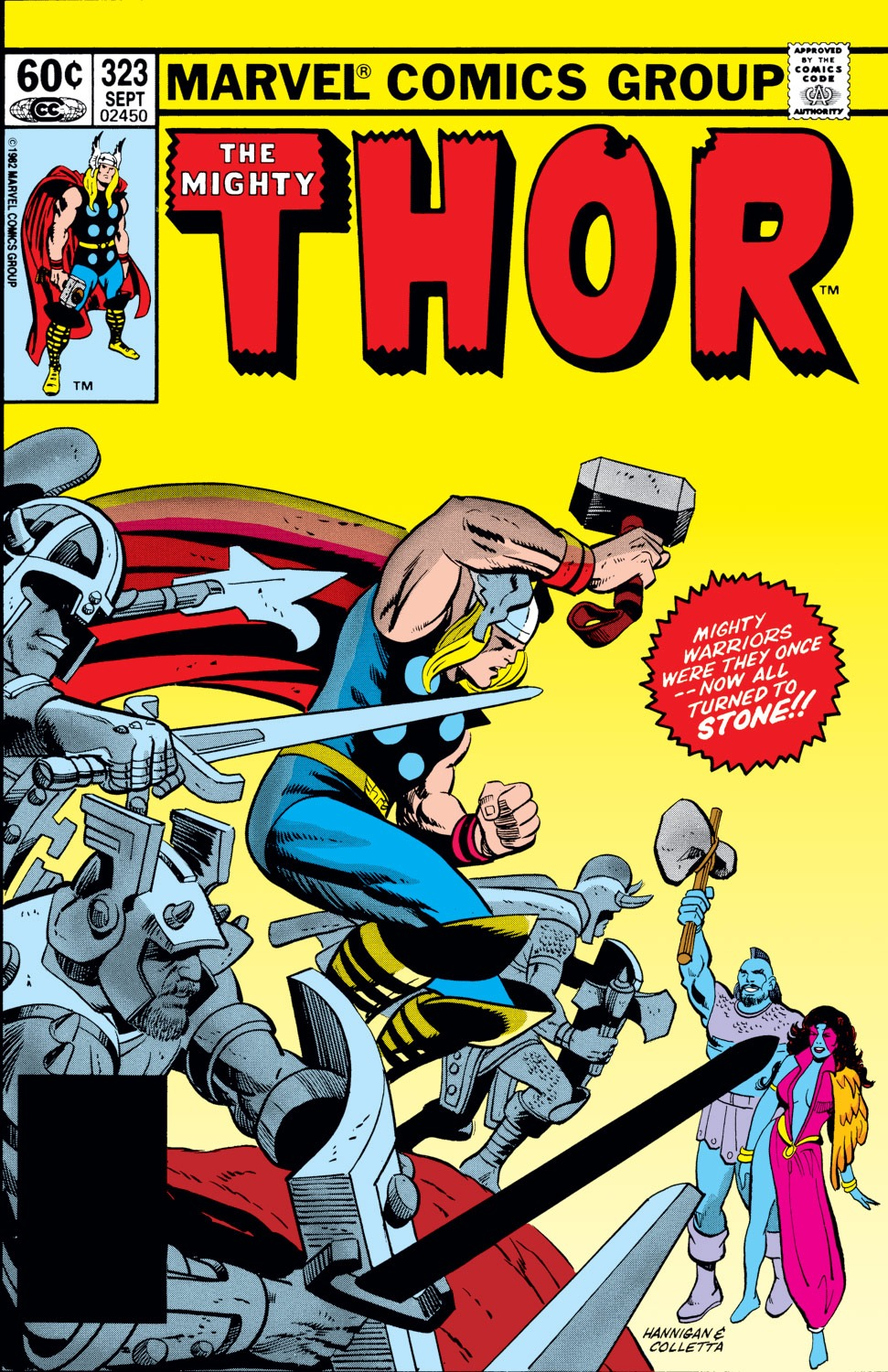 Thor (1966) 323 Page 1