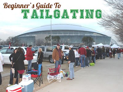 The Beginner's Guide to Tailgating
