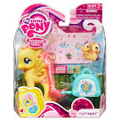 My Little Pony Traveling Single Wave 1 Fluttershy Brushable Pony