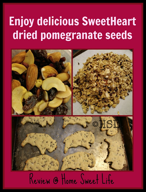 juicygems, juicy gems, dried pomegranates, pomegranate recipes
