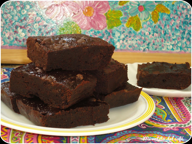 Bizcochitos brownie