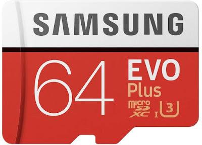 Samsung EVO Plus 64 GB