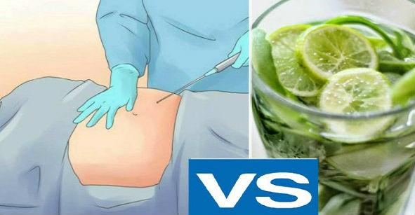 Minuman Alami untuk Mengurangi Lemak Tubuh