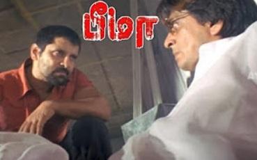 Bheema | Tamil movie scenes | Prakash Raj Warns Raghuvaran | Bheema Mass scene | Vikram Mass scene