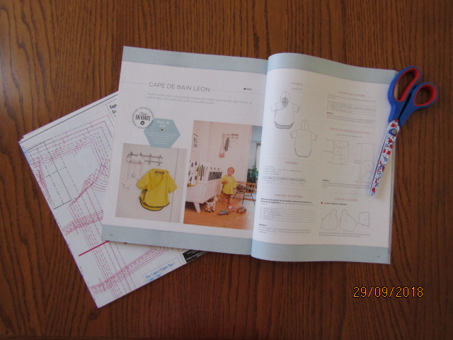 Burda, comparatif, Description, Fait-main, Fait-main VS Burda VS La Maison Victor, La Maison Victor, magazine couture,