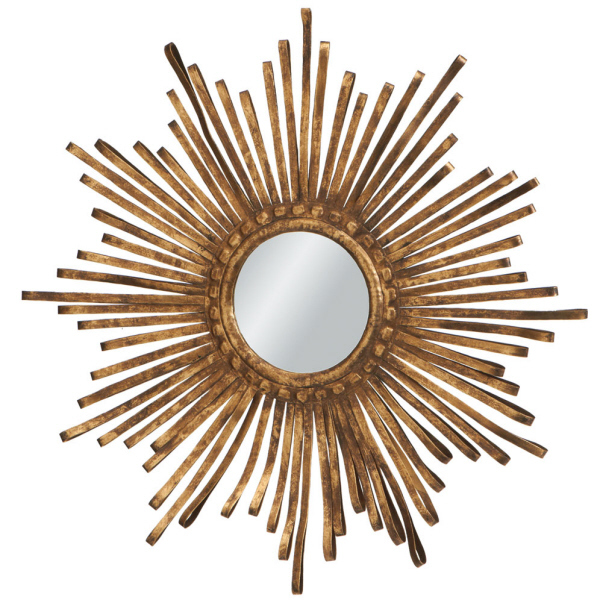 Mix and Chic: Fabulous finds- Starburst/ Sunburst Mirrors ...