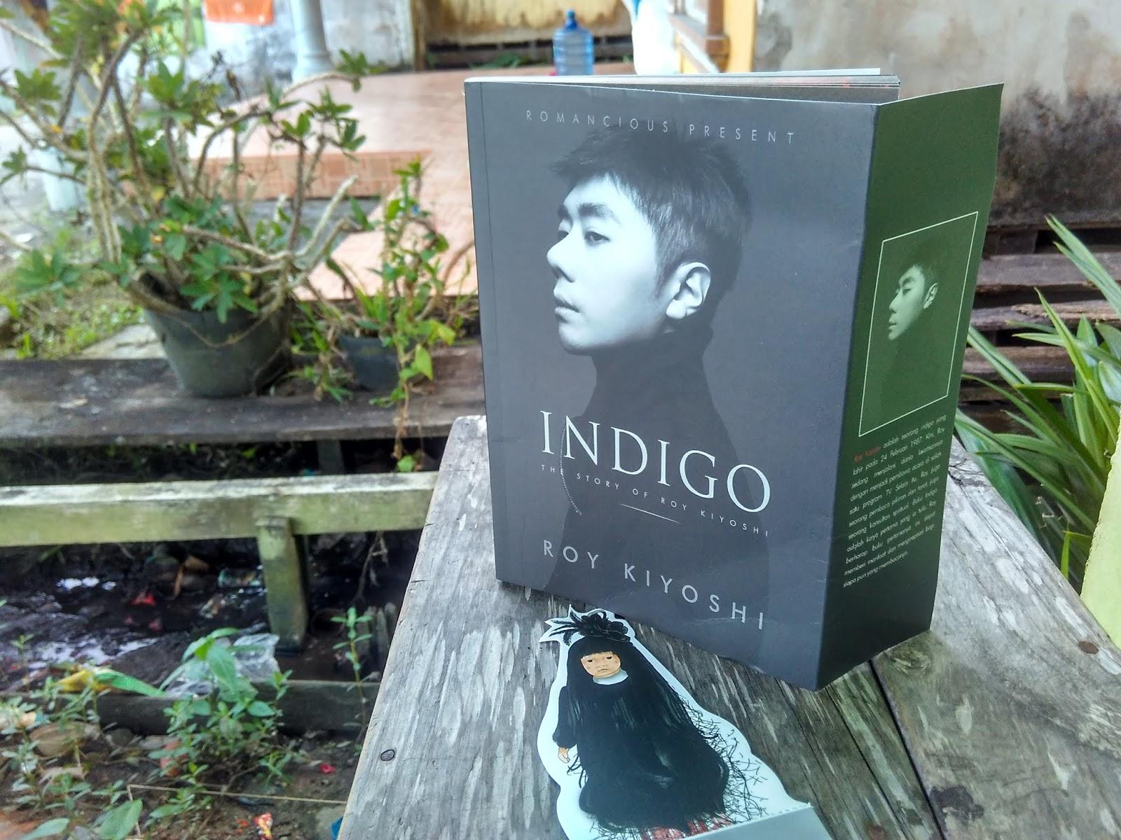 Review Buku Indigo by Roy Kiyoshi