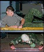 Выживание в армии