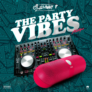 DJ Johnny P - The Party Vibes