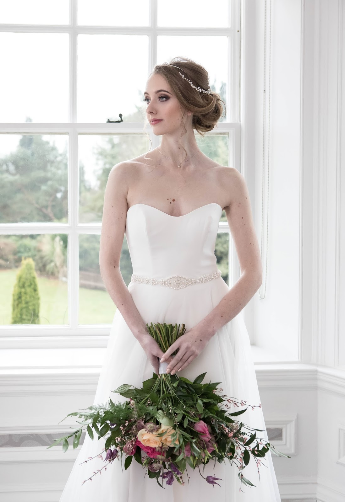 Willowby Collection Bridal Belts Stockist