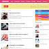 Janda Pink Redesign Blogger Template Fast Version