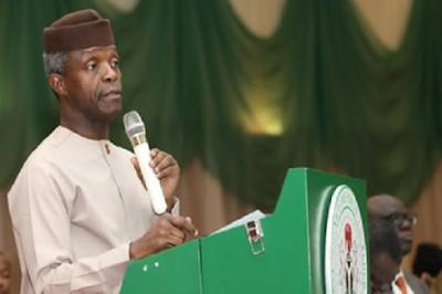 Osinbajo 'booed' at Abuja summit (DETAILS)