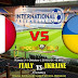 Agen Bola Terpercaya - Prediksi Italia vs Ukraina 11 Oktober 2018