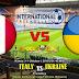 Agen Bola Terpercaya - Prediksi Italia vs Ukraina 11 Oktober 2018