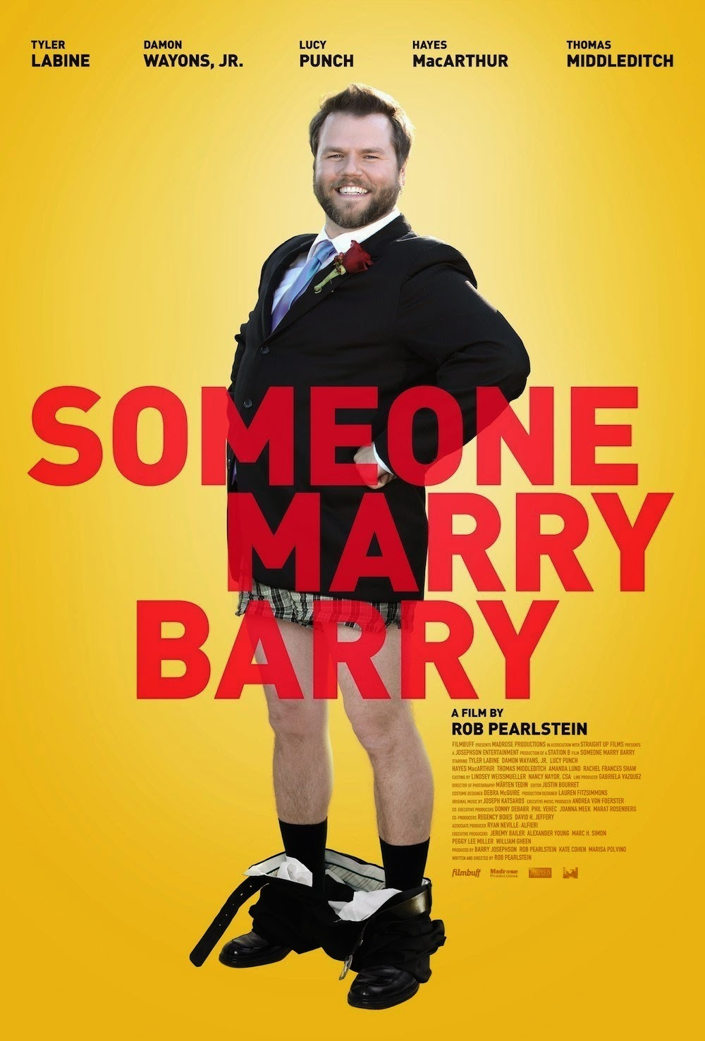 Someone Marry Barry 2014 - Full (HD)