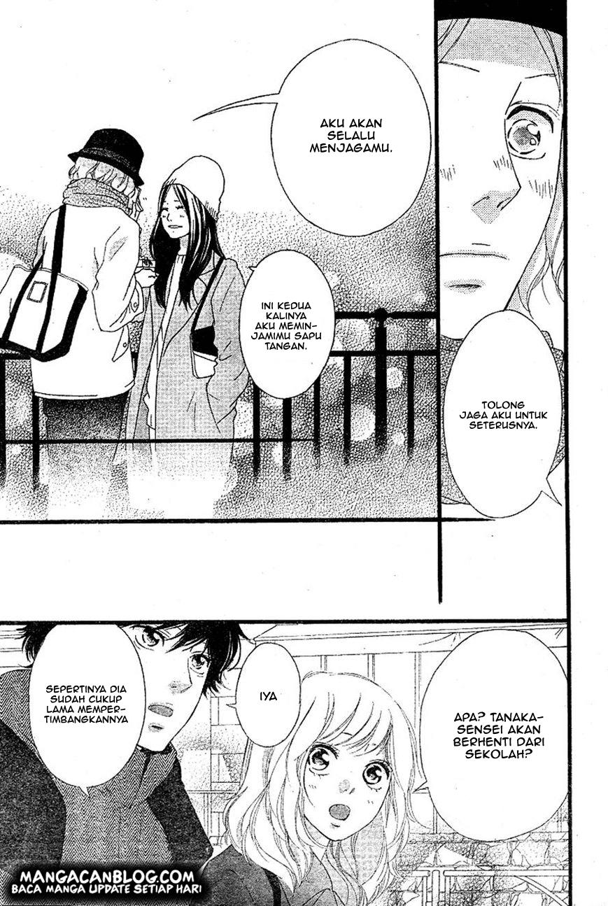 Ao Haru Ride Chapter 48-38