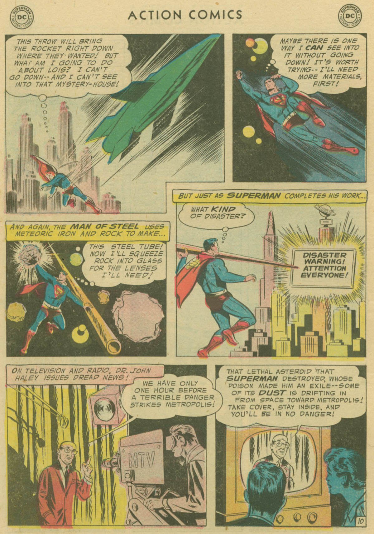 Read online Action Comics (1938) comic -  Issue #229 - 11