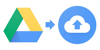 Upload ke Google Drive Via Url