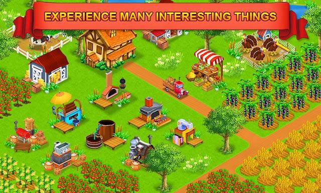 Big Farm Life v5.0 Para Hileli