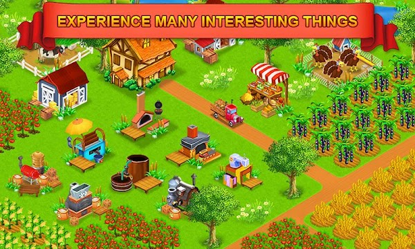 Big Farm Life v5.0 Para Hileli APK