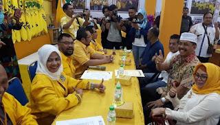 Kombes Syafiin Mendaftar ke Golkar Siap Lawan Gus Ipul di Jatim