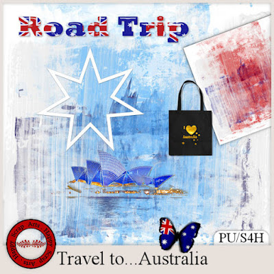 new collection Travel to...Australia