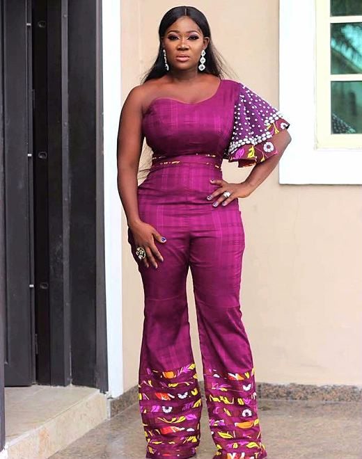 mercy-johnson-sa-famille
