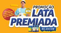 Promoção Lata Premiada Blascor blascor.com/latapremiada