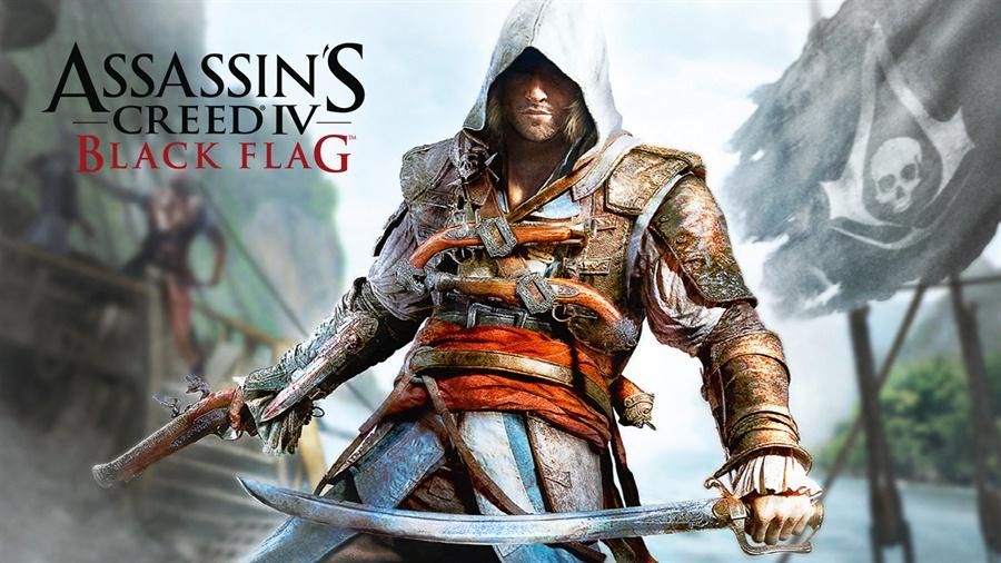 Assassin's Creed 4 Black Flag Download Poster