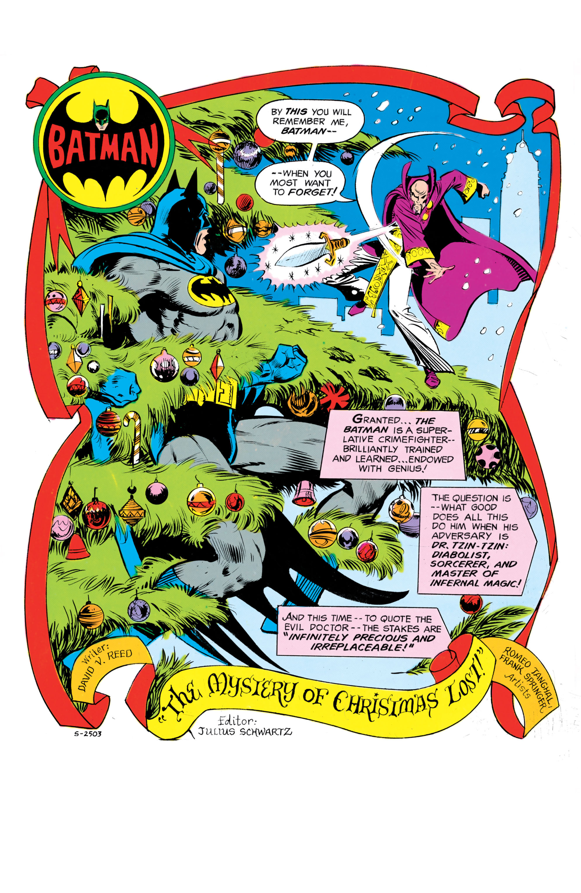 Batman (1940) 285 Page 2