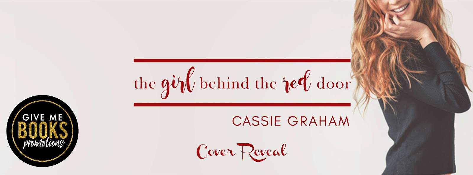 Cover Reveal The Girl Behind The Red Door By Cassie Graham