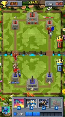 Craft Royale Clash of Pixels