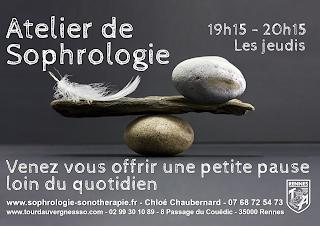 Sophrologie, Rennes, Chloé Chaubernard, Sonothérapie,