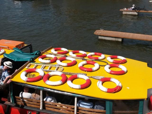 Bristol Harbour Boat
