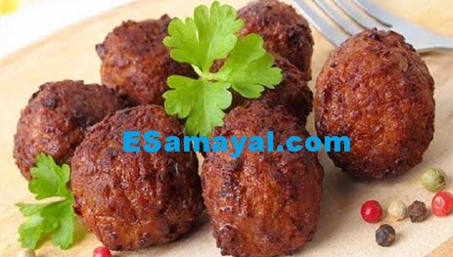ஆலு  பாலக் கட்லெட் செய்வது எப்படி? | Alu Balak Kuttlet Recipe !