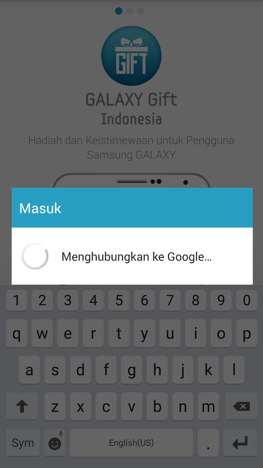 Cara Daftar Samsung Galaxy Gift Dan Menggunakannya Teman Nongkrong Voucher Alfamart 50000 Di Tunggu Sesuai Kecepatan Koneksi