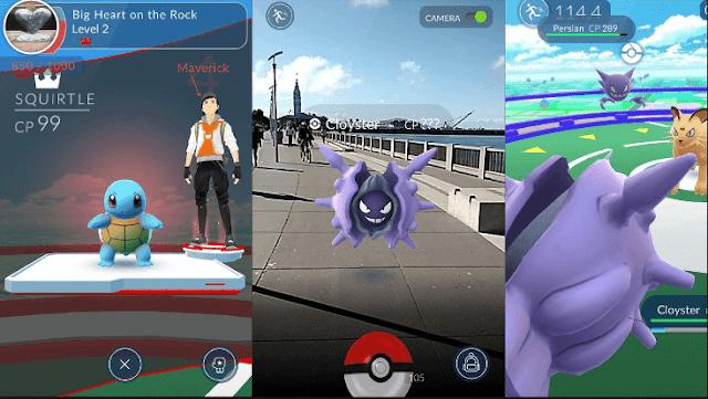 تحميل لعبة Pokémon GO الشهيرة التي تجتاح العالم