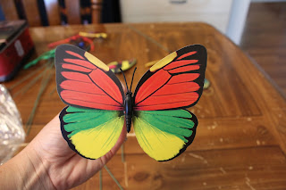 Carry360 Dragonfly Butterfly Garden Stakes 8