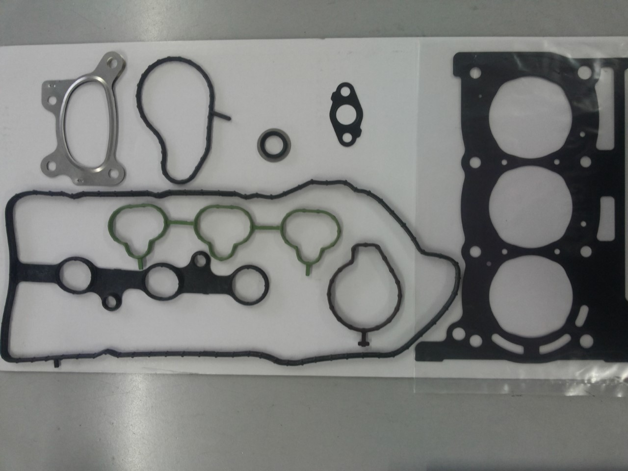 hight resolution of  1 3 variant of engine the 1 0 engine as stated in the brochure as a 1kr ve engine will this 1kr ve engine gasket have some surprise differences when