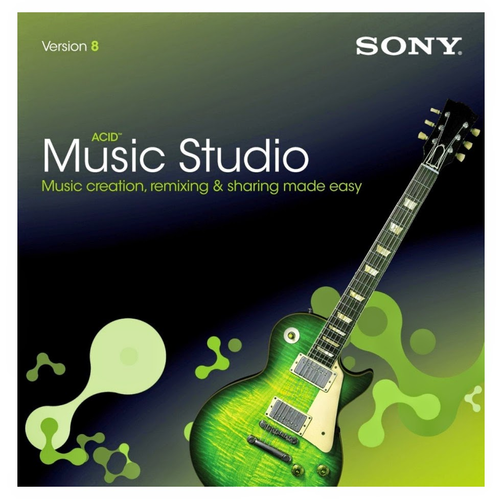 Sony acid music studio free download.