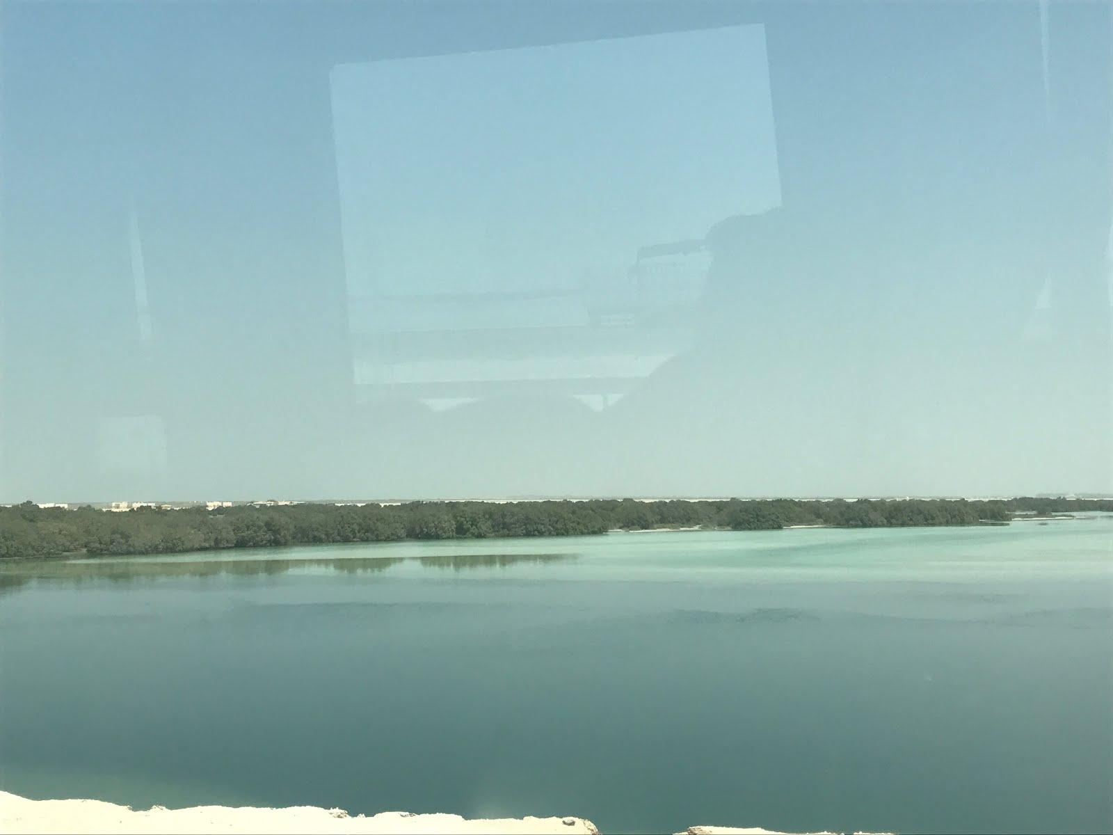 Abu Dabi manzaraları. İlk olarak görülmeye değer nedir
