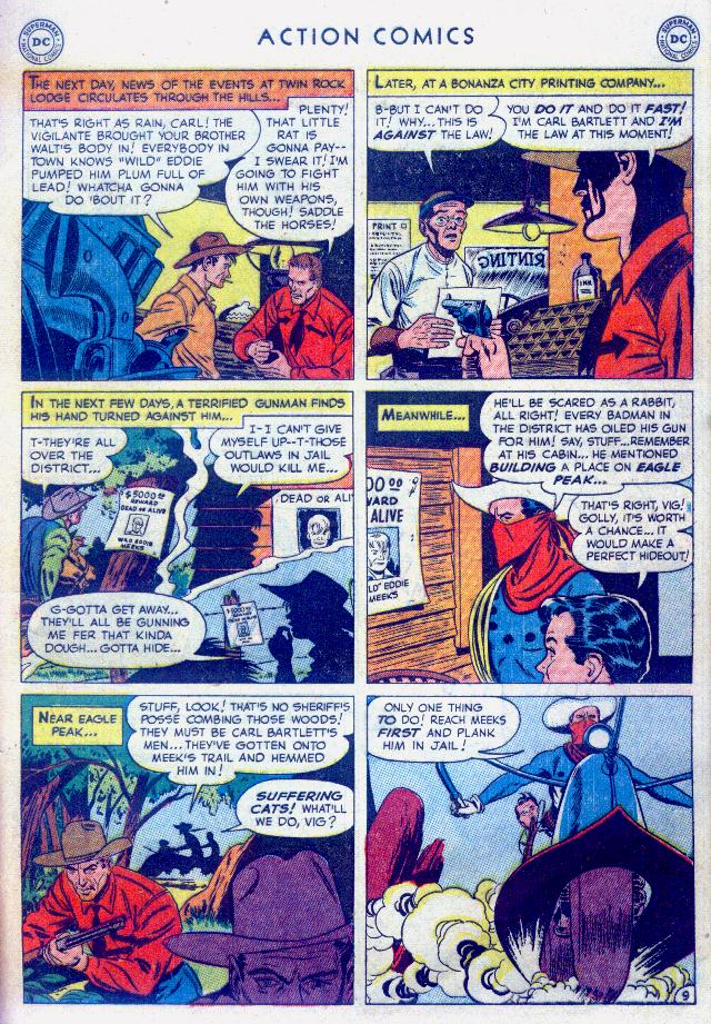 Read online Action Comics (1938) comic -  Issue #159 - 47