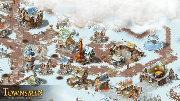 Townsmen A Kingdom Rebuilt PC Full Español