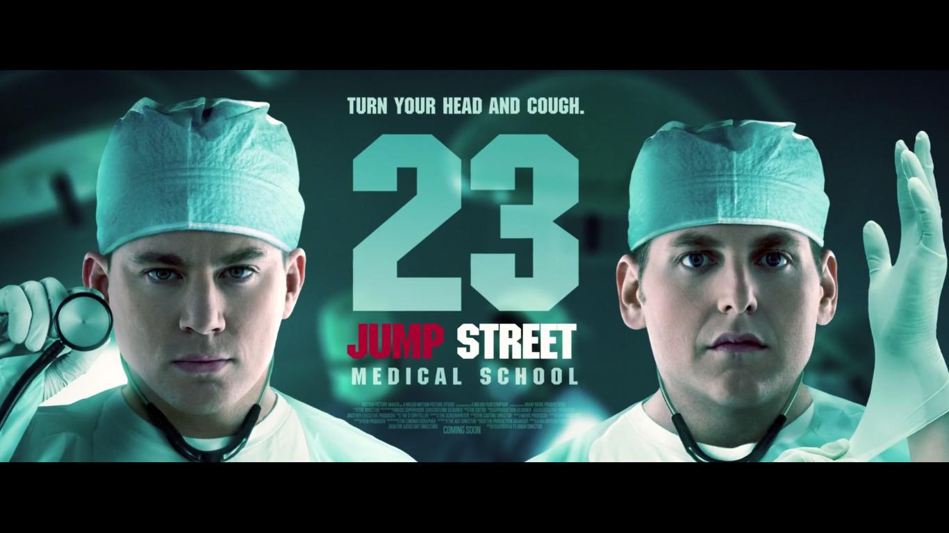 Cia 23 Jump Street