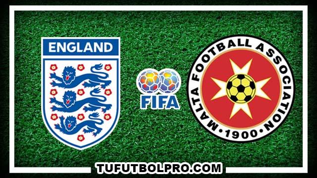 Ver Inglaterra vs Malta EN VIVO Gratis Por Internet Hoy 8 de Octubre 2016