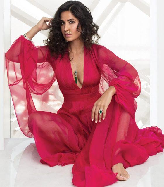 Bollywood Star Heroine Katrina Kaif Latest Photoshoot For -3551