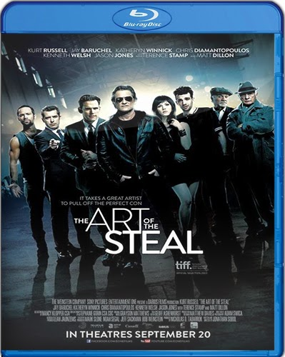 The Art of the Steal [BD25] [2013] [Latino]
